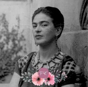 Osudom skúšaná Frida Kahlo. Zdroj: sk. pinterest.com