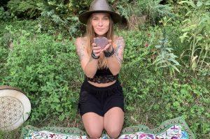 Veronika posledných 5 rokov žila na Kostarike. Foto: Archív VJ